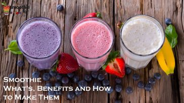 Smoothies - What are their Benefits and How to Make Them what is smoothie how to make smoothie featured benefits of smoothie