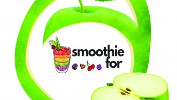 weight loss, hearth healt and diabetes apple smoothie