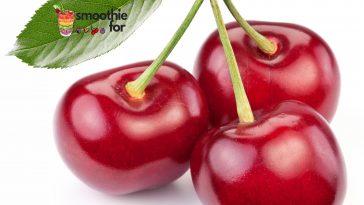 how to make cherry cheesecake smoothie