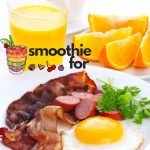 Quality of a Breakfast = YOU! smoothie for breakfast smoothie breakfast