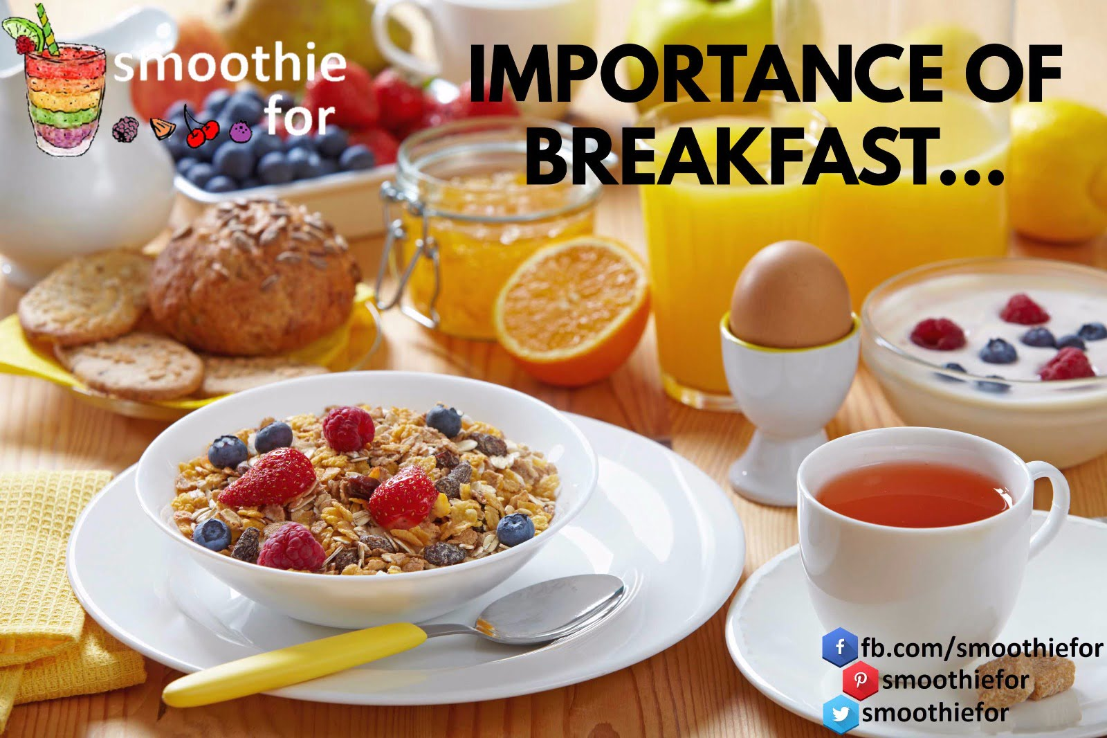 essay breakfast important meal The current debates about breakfast are nothing new the morning meal  time  after time, is the day's most important, declared what many had  she wrote that  in an essay about her failed attempt to enjoy pre-noon eating.