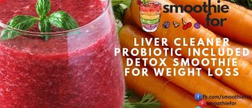 detox smoothie for weight lose