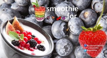 Smoothie Bowl Recipe for Weight Loss yogurt weight loss strawberry smoothie for weight loss smoothie for lunch smoothie for dinner smoothie for breakfast smoothie honey chia seed breakfast blueberry bilberry banana almond