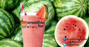 watermellon smoothie for weight loss