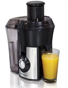 Hamilton Beach 67608A Big Mouth 800 Watt Juice Extractor