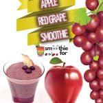 Apple and Red Grape Smoothie Recipe