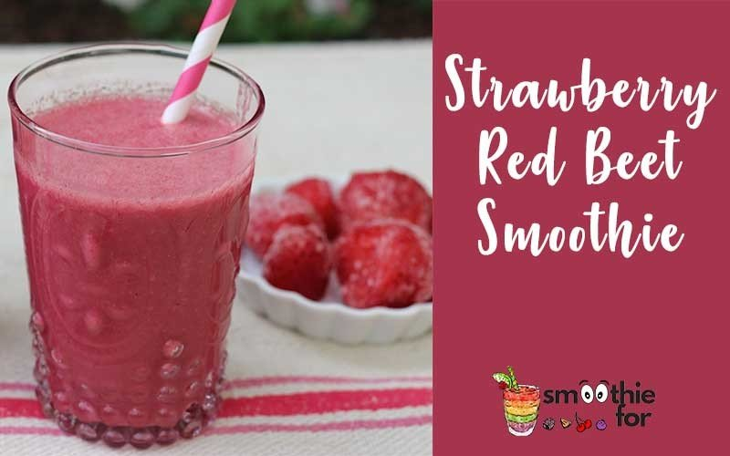 Strawberry-Red-Beet-Smoothie