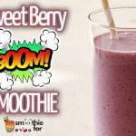 Sweet Berry Smoothie Recipe