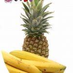 Pineapple Spice Smoothie Recipe yogurt spices Smoothie Recipe smoothie pineapple coconut chia seed banana ananas