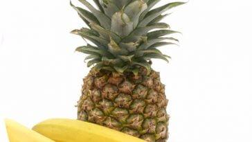 pineapple ananas smoothie