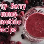 Cherry Berry Yummy Smoothie Recipe