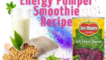 Energy Pumper Smoothie Recipe