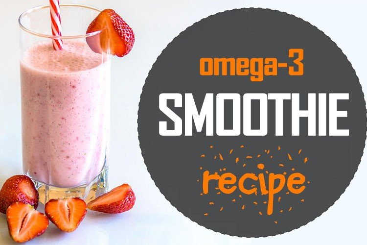 omega 3 smoothie recipe