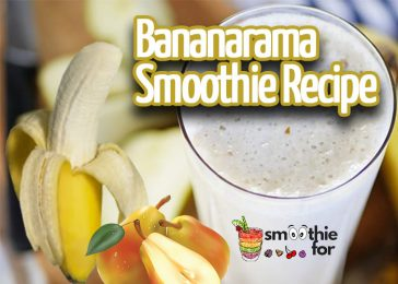 Bananarama Smoothie Recipe Easy to digest smoothie recipe Banana Smoothie