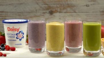 4 Essential Protein Smoothies for Fitness Addicts 2