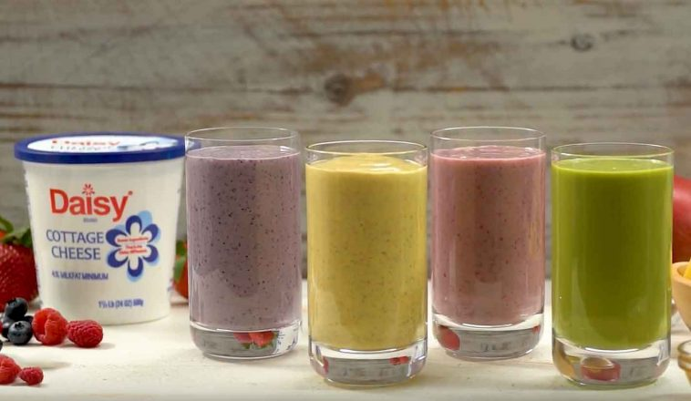 4 Essential Protein Smoothies for Fitness Addicts 1